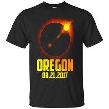 Solar Eclipse Oregon August 21 2017 T-Shirt American Summer - ₨1,622.97 INR+