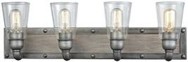 """Elk Lighting 14473/4 Vanity-Lighting-fixtures, 9 x 27 x 6"""", Gray - $340.00"""