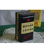 Bokar Coffee Atlantic and Pacific Tea Company Tin Bank - $20.00