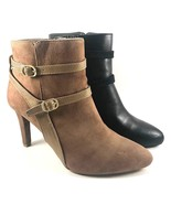 Rialto Caleigh Pointy Toe High Heel Ankle Bootie Choose Sz/Color - $51.20