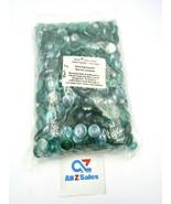 5 LB WeJe 17-22 mm Mosaic Glass Gems Marbles for Vase Fill Craft Aquariu... - $25.69
