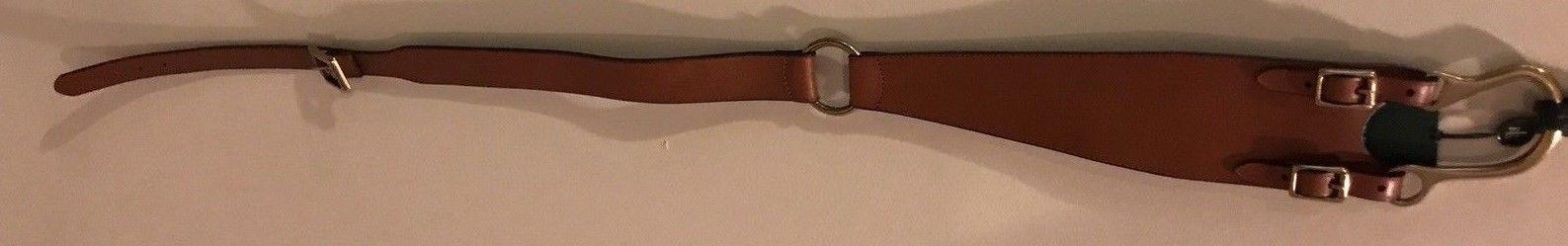 Ralph Lauren Leather Belt Sz M