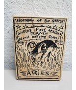 "Aries Stamp l169-n goat sideshow of the stars 3"" x 4"" - $8.90"
