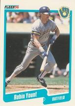 1990 Fleer #340 Robin Yount - $0.50