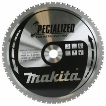 NEW Makita 305mm TCT Saw Blade For Steel Cutting  B-09765 - $124.99