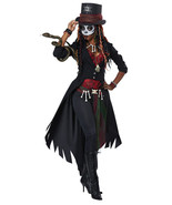 California Costume Voodoo Magici Ciondoli Donne Adulte Costume Halloween... - $48.59