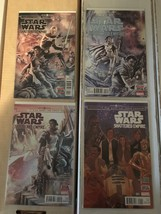 Star Wars Shattered Empire #1-4 Marvel Comic Book Complete Set / Run NM ... - $8.99