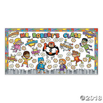 Super Hero Bulletin Board - $15.36