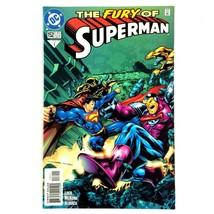 """Superman #152 DC 2000 NM """"Deadline U.S.A."""" Mongul Luthor - $3.91"""
