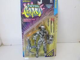 Mcfarlane Toys 10170 Total Chaos Action Figure Al Simmons Grey Delta New L181 - $9.75