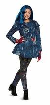 Disguise Disney Descendants Evie Deluxe Isle Kinder Mädchen Halloween Ko... - $35.57