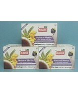 Pack of 3 Badia Natural Herbs Slimming Tea. Te De Hierbas Naturales. Ade... - $15.35