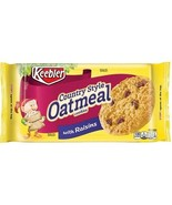 Keebler Country Style Oatmeal Cookies with Raisins - $12.82