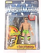 Billy Gunn WWF WWE Jakks Action Figure Fully Loaded 1998 Sealed DX Attit... - $24.70