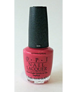 OPI Nail Lacquer CHARGED UP CHERRY 0.5oz **NEW** - $10.89