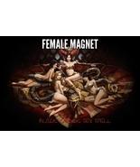 MEN ONLY! BECOME A FEMALE SEX MAGNET MAGNETISM KARMA SUTRA SPELL BRACELE... - $222.00