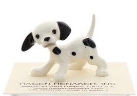 Hagen-Renaker Miniature Ceramic Dog Figurine Dalmatian Pup