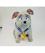 DISNEY POCAHONTAS CORE PERCY GREY PUG PUPPY DOG STUFFED ANIMAL PLUSH TOY... - $45.82