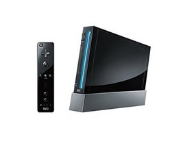 Nintendo Wii Console Black [video game] - $159.95