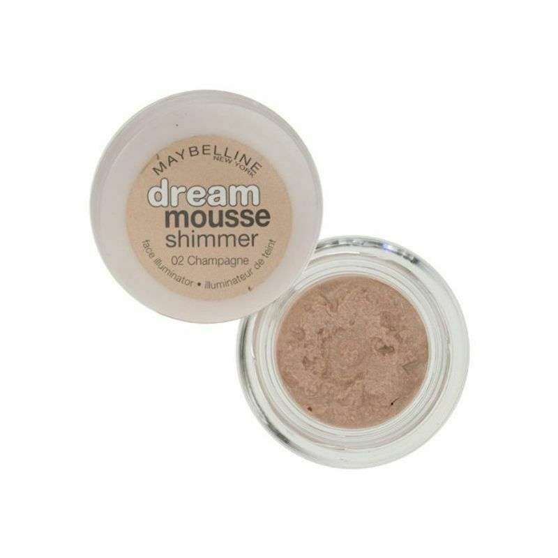 Primary image for Maybelline Dream Mousse Eyecolor 02 Champagne