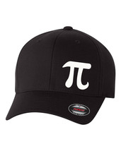 PI DAY MATHEMATICAL 3.14 MARCH 14  FLEXFIT HAT *FREE SHIPPING in BOX* - $19.99