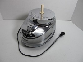 Cuisinart Prep 9 DLC2009CHB 9 Cup Food Processor Motor Base Stainless Ch... - $49.95