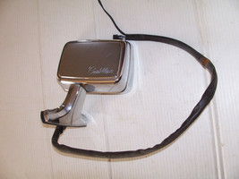 1986 1987 1988 1989 BROUGHAM LEFT POWER SIDE REAR VIEW MIRROR ELECTRIC U... - $243.19