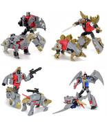 Transformers Dinobot Robot Cartoon  Model Figure Toy  Gift Deformation f... - $18.80+