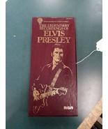 The Legendary Recordings Of Elvis Presley 8 Track Very Rare Nice Package - $44.99