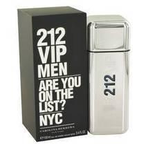 212 Vip Eau De Toilette Spray By Carolina Herrera For Men - $59.85+