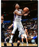 Jimmy Butler 2018-19 Philadelphia 76ers - 16x20 Photo on Stretched Canvas - $94.95