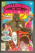 CHALLENGERS OF THE UNKNOWN #84 (1977) DC Comics Deadman & Swamp Thing VG+ - $11.87