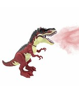 SEOINS T-Rex Walking Dinosaur Toy with Spray Water Mist,Realistic Roar a... - $24.95