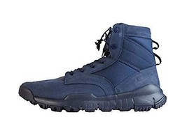 """Nike Mens SFB 6"""" Leather Field Boots Navy Blue  - $149.99"""
