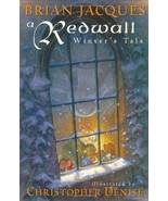 A Redwall Winter's Tale Jacques, Brian and Denise, Christopher - $32.62
