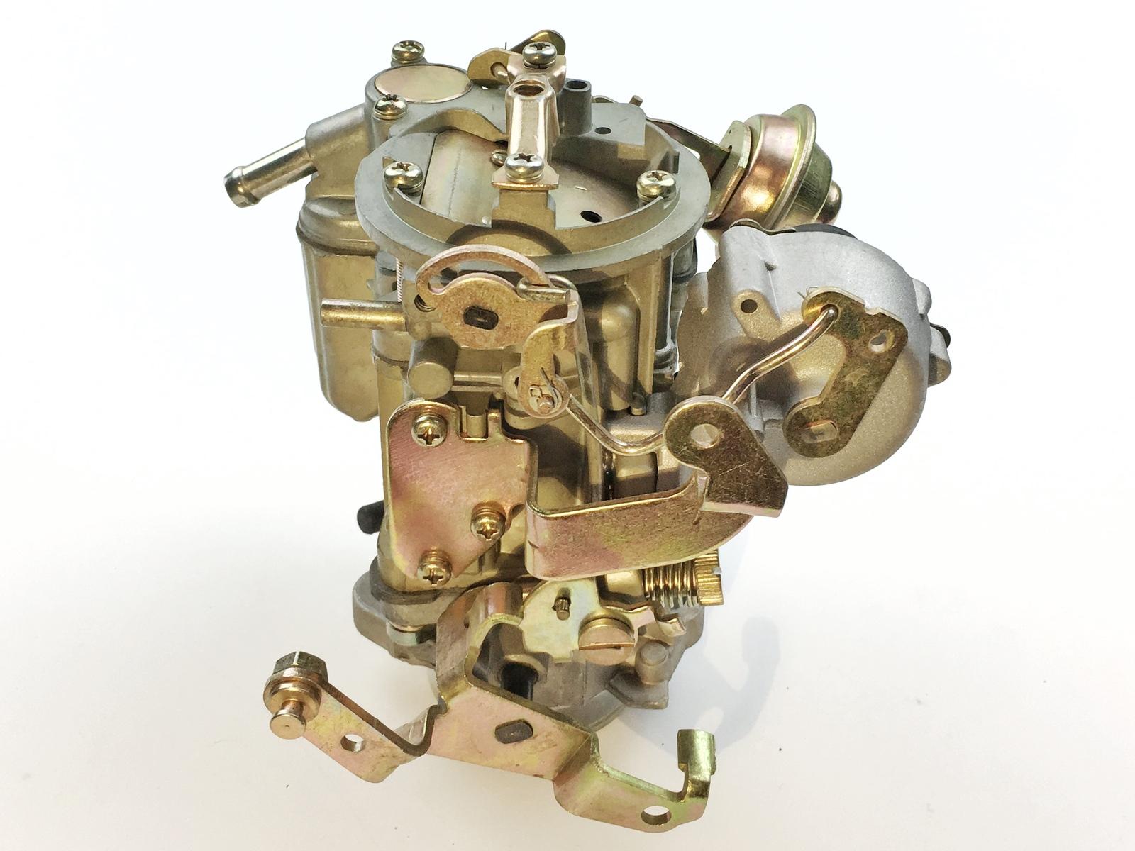 how to build a rochester 1 barrel carburetor