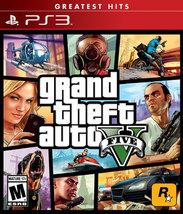 GRAND THEFT AUTO V  - PlayStation 3 - (Brand New) - $33.43