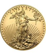 2021 Gold Eagle-One-Tenth Oz. - $335.00