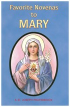 Favorite Novenas to Mary by Rev. Lawrence G. Loasik, S.V.D. image 1