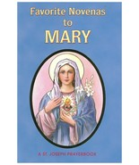 Favorite Novenas to Mary by Rev. Lawrence G. Loasik, S.V.D. - $5.99