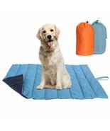 Blanket Dog Bed For Large Dogs Foldable Pet Cushion Blanket Matress Dog ... - $37.03