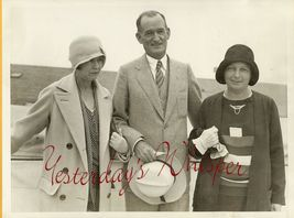 Harold BELL WRIGHT Author HOPE Loring SCREENWRITE PHOTO - $49.99
