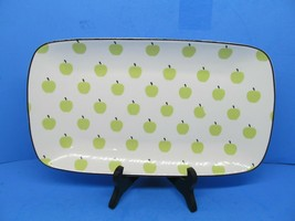 """Lenox Kate Spade Wickford Orchard Accent 13 3/4"""" Rectangular Hors D'Oeuv... - $38.22"""