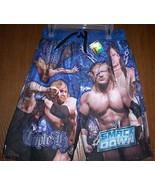 WWE Smack Down SWIM Trunks Board Shorts Boy's size 10/12 NEW Swimtrunks ... - $16.99