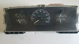 87-91 Ford Truck Bronco Instrument Cluster Gauges F150 F250 350 Pickup 1987-1991 - $79.19
