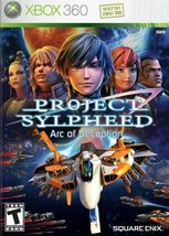 Project Sylpheed: Arc of Deception - Xbox 360 [video game] - $4.99