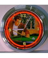 James Dean Neon Clock - $29.95