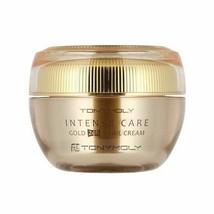 TONYMOLY Intense Care Gold 24K Snail Cream 45ml moisturizing firming nourishing - $35.63
