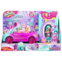 Shopkins Happy Places Mermaid Convertible  - $24.31