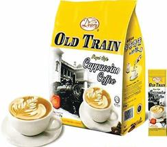 Coffee Instant 3 in 1 Old Train Cappucino - $16.32